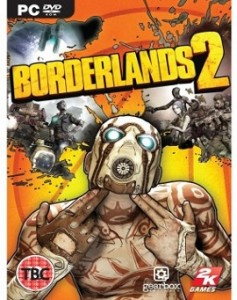 Borderlands 2 Box